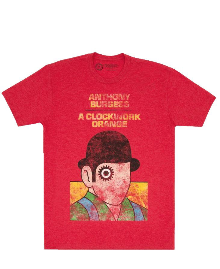 Camiseta - La Naranja Mecánica