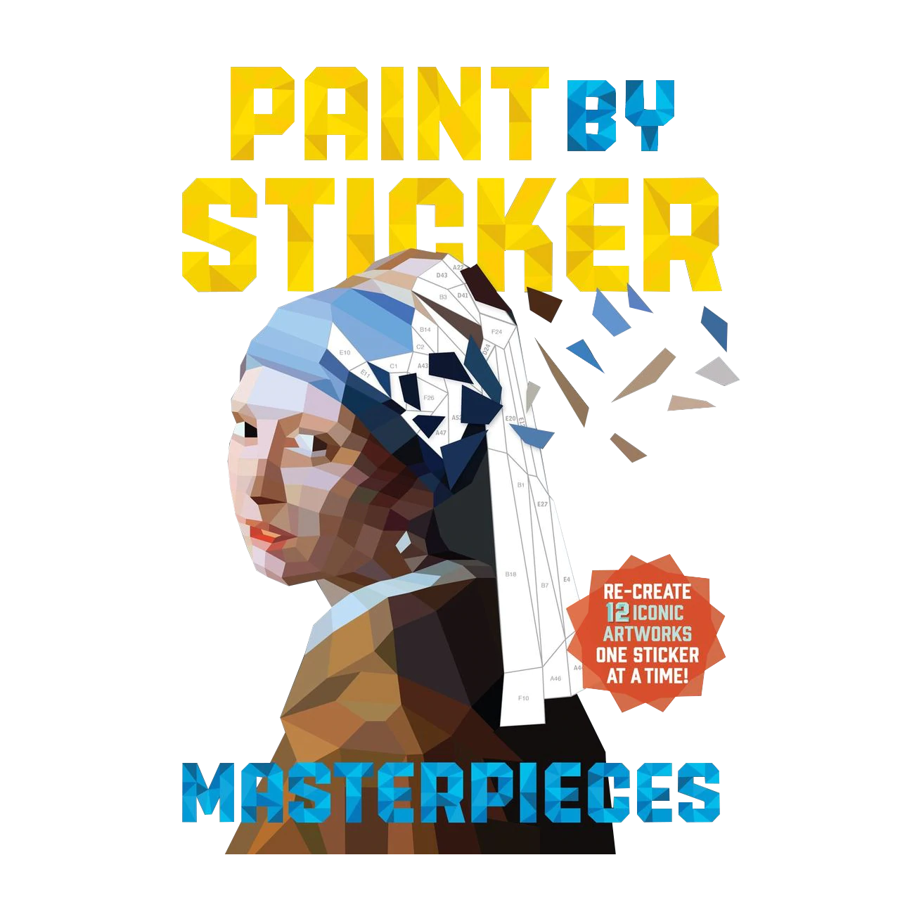 Paint by Stickers
